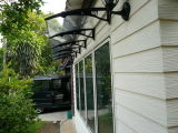 Policarbonato Awnings/Canopy/Sunshade/Shelter per Windows & Doors
