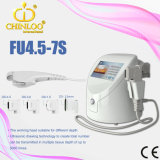 HIFU alta intensidad Máquina Ultrasonido belleza con CE (FU4.5-7S)