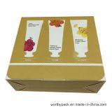Contenitore impaccante di scatola cosmetica con stampa su ordinazione di marchio