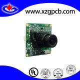 4 PCB van de Camera van de laag met Begraven Blinden via