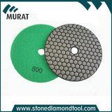7-Step сушат алмазные резцы полируя пусковой площадки для гранита/мрамора/бетона