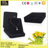 Lederner Manschettenknopf-Ring-Halsketten-Armband-Ketten-Ohrring-Pendent Armband-Halter