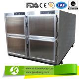 Холодильник покойницкой УПРАВЛЕНИЕ ПО САНИТАРНОМУ НАДЗОРУ ЗА КАЧЕСТВОМ ПИЩЕВЫХ ПРОДУКТОВ И МЕДИКАМЕНТОВ холодный (одиночный труп) с нержавеющей сталью