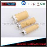 Kanon Van certificatie Ce van de Hete Lucht 99% Alumina Ceramisch het Verwarmen Element