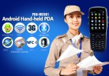 Terminal Handheld de 3501 dados de PDA, com exploração do código de barras, Bluetooth, WiFi GPRS