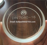 Ultra freies Borosilicat-Anblick-Glas