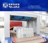 Machine en plastique automatique d'emballage en papier rétrécissable de film de PE de bouteille