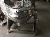 Grande bouilloire à cuire de bouilloire revêtue