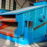 傾いた円の振動スクリーニング機械(YA)