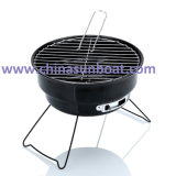 SunboatのツールBBQのグリルを調理する屋外の小型ステンレス鋼の世帯グループのバーベキューの木炭携帯用BBQ