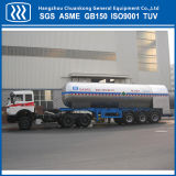 Chemischer und flüssiger Tanker-Sattelschlepper