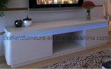 木TVのキャビネットの現代ホーム居間LED TVの家具(BR-TV963)