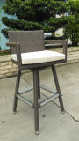 Outoor Furniture/Garde-PET Rattan Furniture Bar Sets für Leisure Furniture