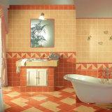 Azulejos de cerámica de la pared de Elegent del material de construcción para el cuarto de baño