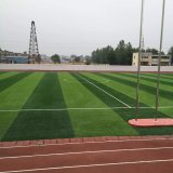 Herbe artificielle de gazon de football synthétique pour le terrain de soccer