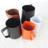 Milch-Krug-Kaffeemaschine des Edelstahl-304