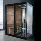 Casella lussuosa dell'acquazzone del Governo del vapore della stanza di sauna di Monalisa (M-8287)