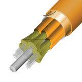 Acquisto del cavo ottico di sblocco di memoria di modi 2-18 della fibra del rifornimento di prezzi di fabbrica multi del cavo ottico scopi impermeabili di Gjbfjv di multi in linea