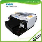 Kleiner LED UVdrucker der SGS-Bescheinigungs-A2 für Telefon-Deckel