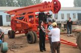 Tipo equipamento Drilling do reboque de Hf-6A da percussão