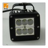 Hülse CREE 30W des nicht für den Straßenverkehr LED-Hülse-Arbeits-Licht-3 '' Hülse-Licht