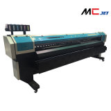 3.2m Large Format Outdoor Eco Solvent Plotter