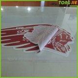 I grafici impermeabili del pavimento del PVC hanno tagliato l'autoadesivo a stampo tagliente del vinile