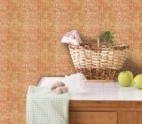 Espuma del ladrillo del PE del papel de empapelar de la decoración 3D del interior/de la sala de estar