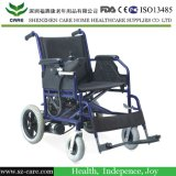 Облегченная портативная хозяйственная электрическая кресло-коляска