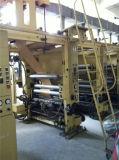 La machine d'impression à grande vitesse d'occasion de rotogravure, informatisent la presse de rotogravure de registre de couleur