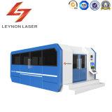 Автомат для резки лазера волокна таблицы обменом Ab для стали углерода