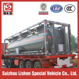 De Tank van de Opslag van de Container ISO van de Tanker van het Vervoer van de brandstof
