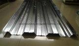Hoja galvanizada del Decking del suelo de acero (YX51-240-720)