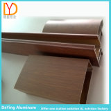 China Professional Factory Aluminum Extrusion Profile mit Wooden Transfer