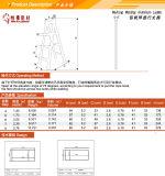 5개 단계 걷는 사다리 Foldable 사다리 알루미늄 사다리
