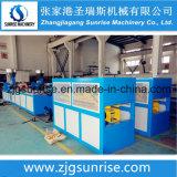 Linha da extrusão do perfil da linha de produção do perfil do PVC/PVC