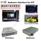 Interface de tela sensível ao toque de navegação GPS 2015 para a versão Honda City / Fit / Accord9 ou Left-Hand Drive (LLT-BT-VER9.0)