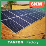 10kw fuori dalla fabbrica del sistema Cina di energia solare di griglia