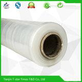 Pellicola di Shrink di plastica trasparente della pellicola dell'involucro di stirata di LLDPE per l'imballaggio del carico