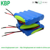 Hand Electric Mopp Battery Pack 7.4V 4400mAh 18650 Battery