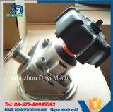 Soupape à diaphragme manuelle de bas de réservoir d'acier inoxydable (DY-V112)