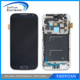 Экран LCD для индикации экрана галактики S4 LCD I9500 I9505 LCD Samsung