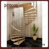 Acier inoxydable Spiral Staircase extérieur (DMS-H1003)