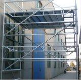 SGS는 건축을%s Ringlock 비계 탑을 증명했다