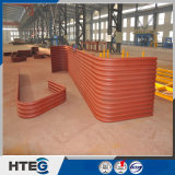 O cliente projetou a parede industrial da água da membrana de Exchaner do calor da boa qualidade