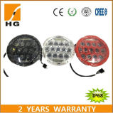7 LED rotondo 24V LED Lights Vehicle Headlights