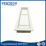 Grade de ar linear da barra da cor branca para o uso da ventilação