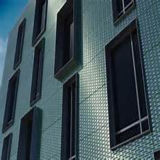 Design speciale Punching Perforated Aluminum Panels per Building Decoration