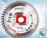 La circulaire de CTT scie la lame pour la fabrication en bois de découpage