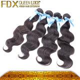 Малайзийские волосы голубой тесемки поставкы раздатчиков оптовой продажи человеческих волос красотки